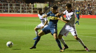 Boca también sacó patente de líder en Paraná
