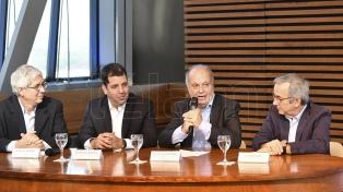 """El gobierno destacó su """"alianza estratégica"""" con Argentina"""