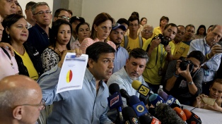 Abren la inscripción de los candidatos para las municipales, con dudas sobre si participará la oposición