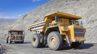La minera Pelambres propuso retirar la escombrera en cinco años y medio