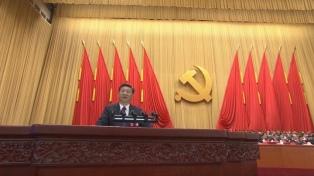 """Xi llamó a construir un """"poderoso país socialista moderno"""""""