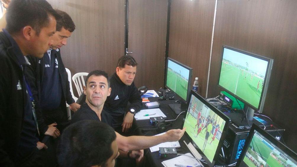 Como en la Conmebol, el VAR desembarca en la Liga española (foto Archivo)