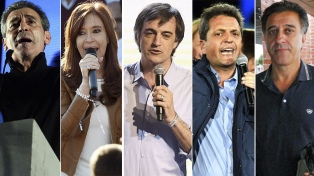 El oficialismo y la oposición suspendieron la campaña por el caso Maldonado