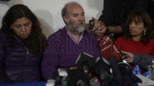 """La familia Maldonado indicó que el cuerpo aún """"no fue identificado"""""""