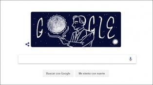 Google le dedica un doodle al astrofísico Subrahmanyan Chandrasekhar