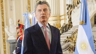 Macri tomará juramento el martes a los nuevos ministros