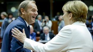 La cumbre de la UE decidió dar un pequeño paso hacia la segunda fase de negociación del Brexit