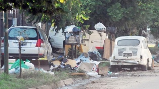 El oeste del Conurbano, con más basura y mayores posibilidades de que la vivienda se inunde