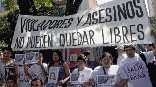 Concedieron salidas transitorias de prisión a los tres ex policías condenados a perpetua por el crimen de Natalia Melmann