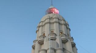 El faro se iluminará de rosa para concientizar sobre el cáncer de mama