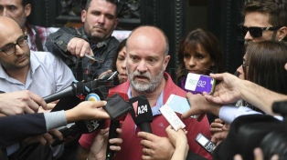 La familia Maldonado cuestionó el ascenso del gendarme Echazú, único imputado por la muerte de Santiago