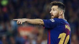 Messi se convirtió en el máximo goleador de 2017