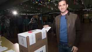 """Tombolini pidió """"votar en paz y tranquilidad"""""""