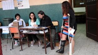 Aumentó casi seis puntos la cantidad de ciudadanos que fue a votar respecto de las PASO