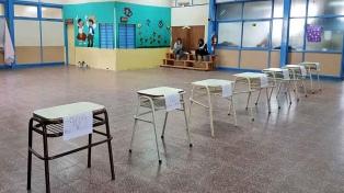 Los candidatos de Chubut coincidieron que se vive una jornada tranquila en las urnas