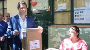 Votaron el gobernador de San Juan y los principales candidatos