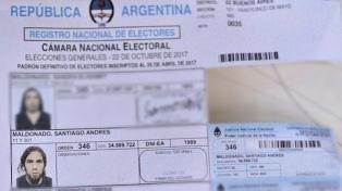 El caso Santiago Maldonado cruzó la jornada electoral