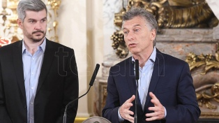 Macri hizo una amplia convocatoria para avanzar en reformas clave