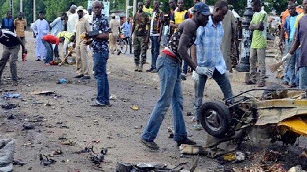 Se registran dos atentados en Nigeria