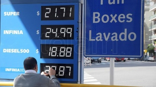 Estiman que variará hacia la suba o la baja el precio de las naftas
