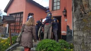 La Justicia allana propiedades atribuidas a Lázaro Báez en Ushuaia