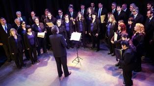Los Coros Nacionales cumplen años y lo festejan con conciertos gratuitos