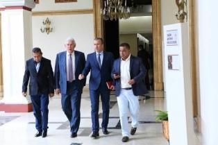 Los gobernadores opositores venezolanos explicaron por qué decidieron jurar ante la Constituyente