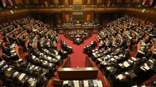 Los italianos a un paso de aprobar la nueva ley electoral