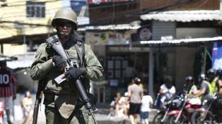 Río Grande do Norte, con huelga de policía, transfiere el control al Ejército