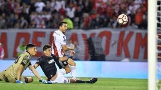 River venció a Lanús en la primera semifinal de la Libertadores