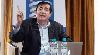 Vidal y su gabinete reciben la visita de Durán Barba