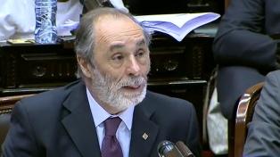 """Tonelli dijo que los pasajes """"deben formar parte de la remuneración"""" de los legisladores"""