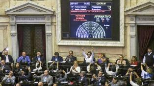Diputados aprobó el desafuero de De Vido, sin votos en contra y con mayoritaria ausencia del kirchnerismo