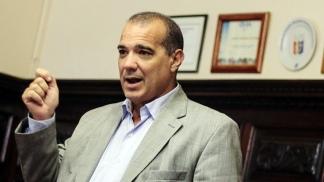 Julián Galdeano, presidente de la UCR santafesina.