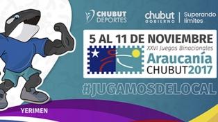 Se presentaron los XXVI Juegos de la Araucanía