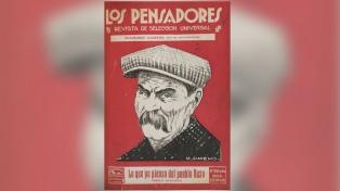 Los ecos en la Argentina de la Revolución Rusa vuelven, 100 años después, a la Biblioteca Nacional