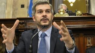 Peña destacó que la Justicia trabaja con independencia