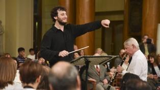 La Banda Sinfónica de Ciegos festeja sus 70 años en el Museo de Arte Decorativo