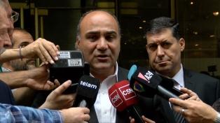 """Manzur: """"Espero que el Gobierno encuentre el rumbo correcto por el bien de todos"""""""