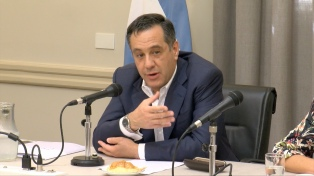 """Finocchiaro dijo que """"hay un consenso muy fuerte"""" para que sea candidato en La Matanza"""