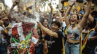 El Tribunal Constitucional anuló el decreto de convocatoria del referéndum catalán