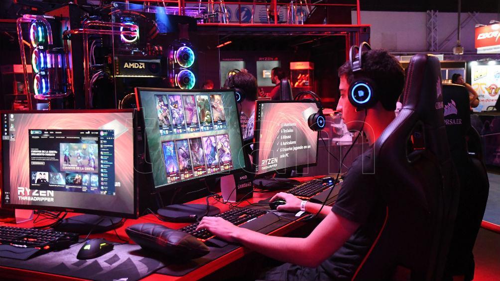 La industria del videojuego creció un 500 por ciento