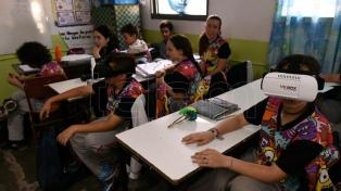 Edison, una escuela donde los chicos aprenden con tecnología