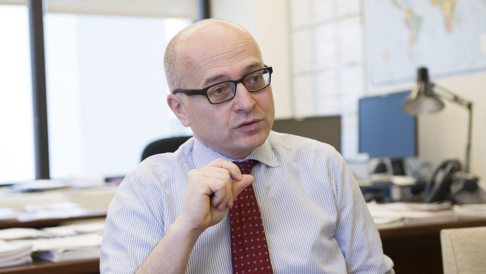 Roberto Cardarelli, FMI