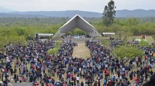 Miles de peregrinos honrarán  a la Virgen del Rosario de Río Blanco