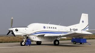 Prueban con éxito un drone aéreo que puede cargar más de una tonelada
