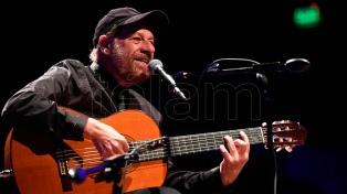 La TV Pública emitirá un concierto del brasileño Joao Bosco