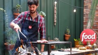 """""""Locos x el asado"""" esparce su sabor desde la web hacia un canal gourmet"""