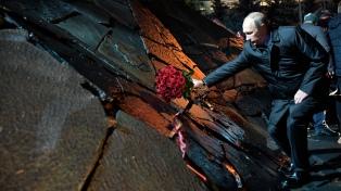 Putin espera una reconciliación con la historia soviética en el centenario de la Revolución Rusa