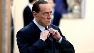 """Berlusconi dice que su candidato a premier """"protegerá los intereses de Italia en Europa"""""""